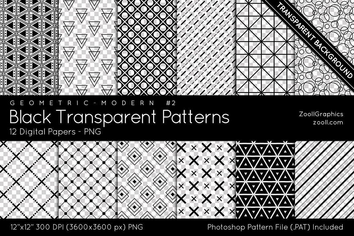 Transparent Patterns Best Design Ideas
