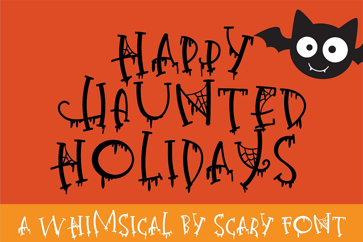 PN Happy Haunted Holidays example image 1