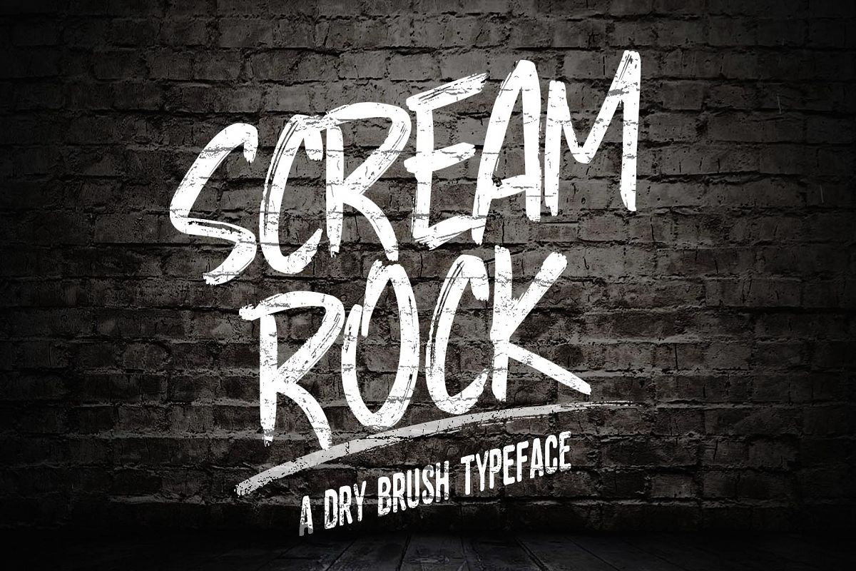 SCREAM ROCK example image 1