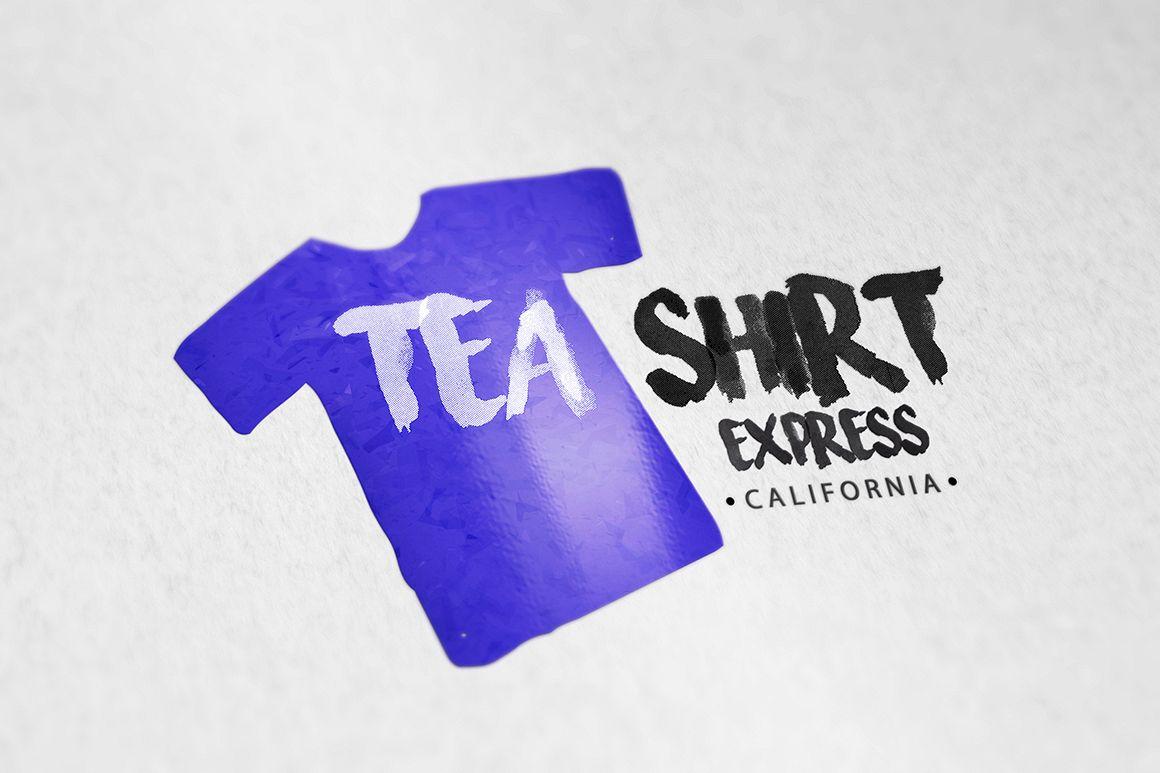 Tea Shirt Logo + Extras example image 1