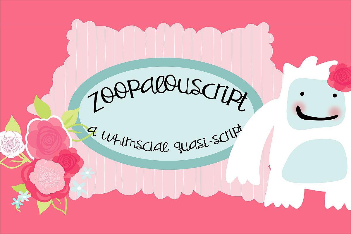 ZP Zoopalouscript example image 1