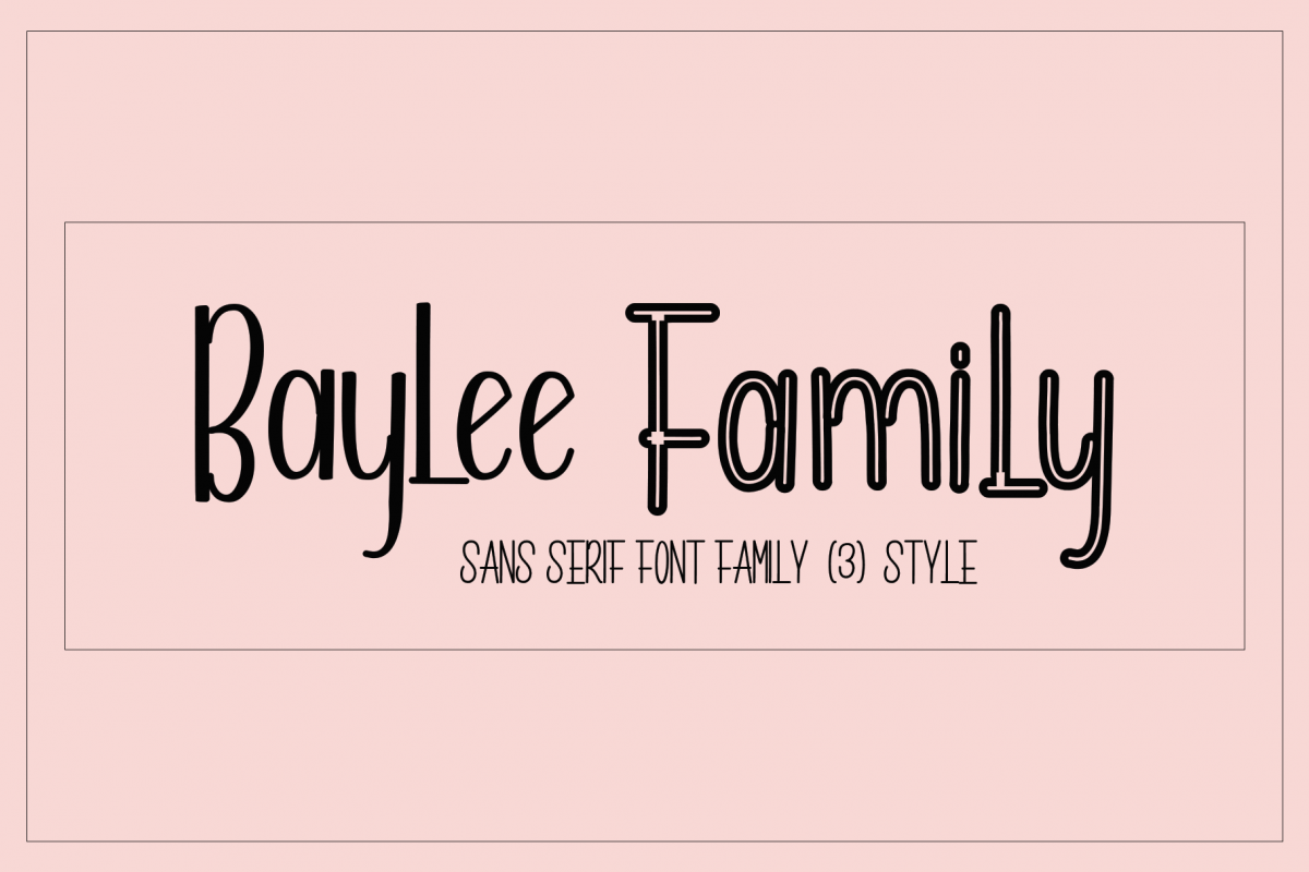 Baylee Family example image 1