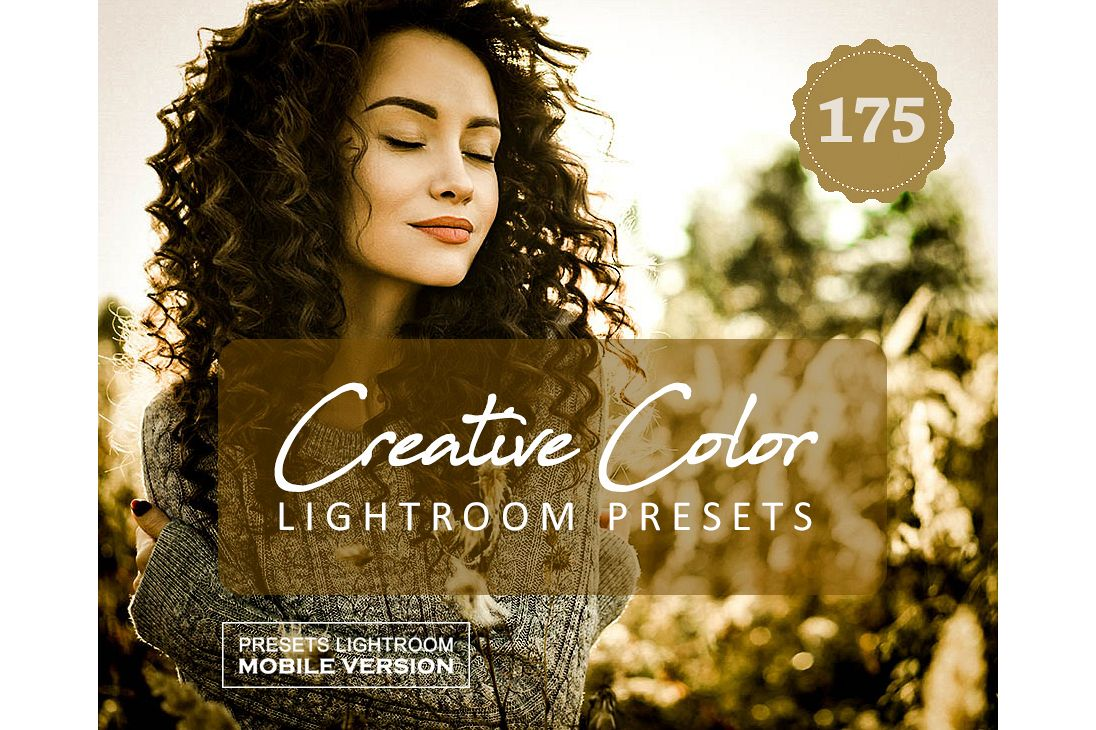 Creative Color Pro Lightroom Mobile Presets Adroid/Iphone example image 1