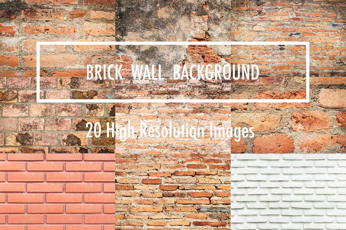 20 Brick Wall Background example image 1