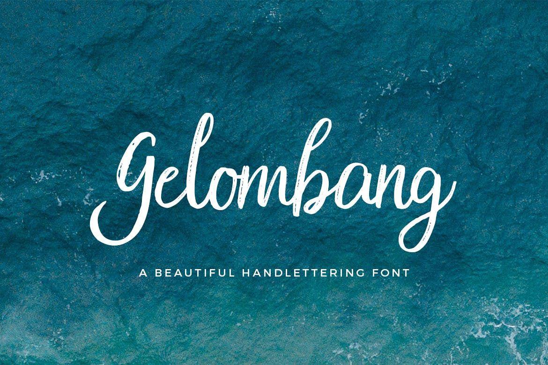 Gelombang Script example image 1