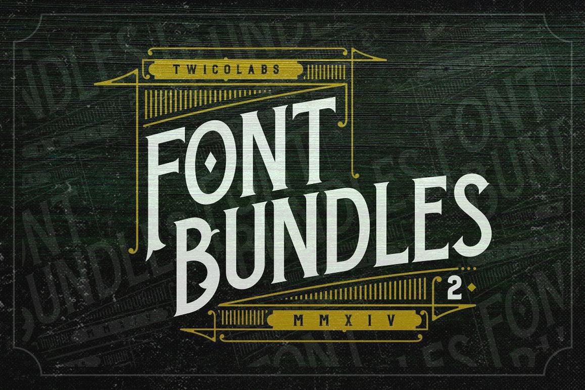 Fontdation Bundles 2 example image 1