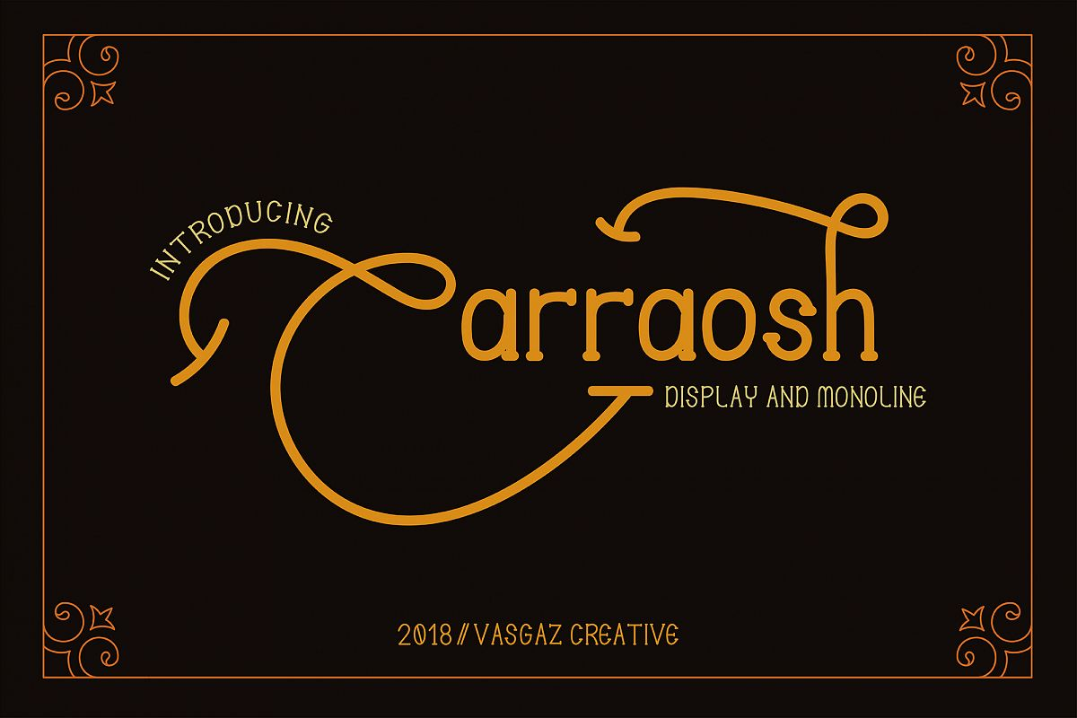Carraosh example image 1