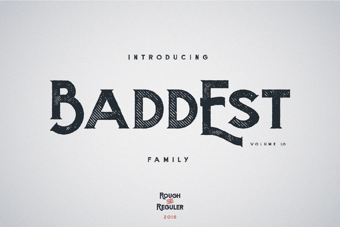 Baddest Family - Vol.1 example image 1