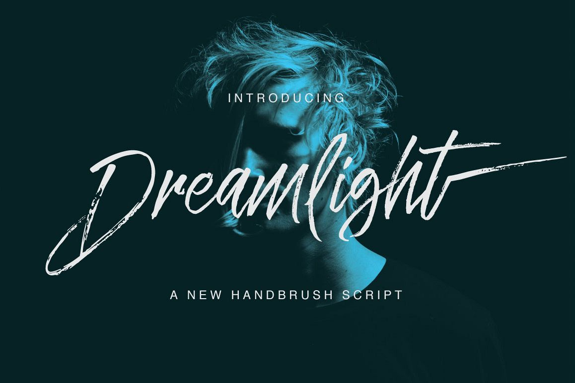 Dreamlight Typeface example image 1