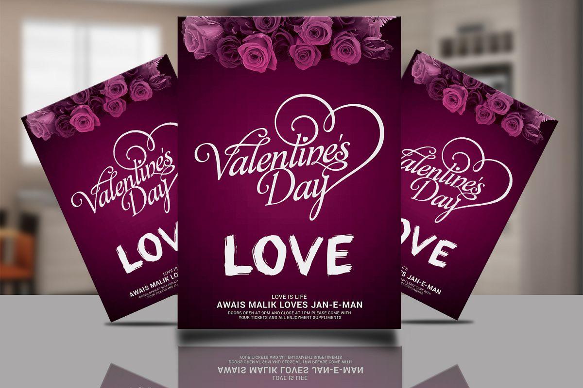Happy Valentine Day example image 1