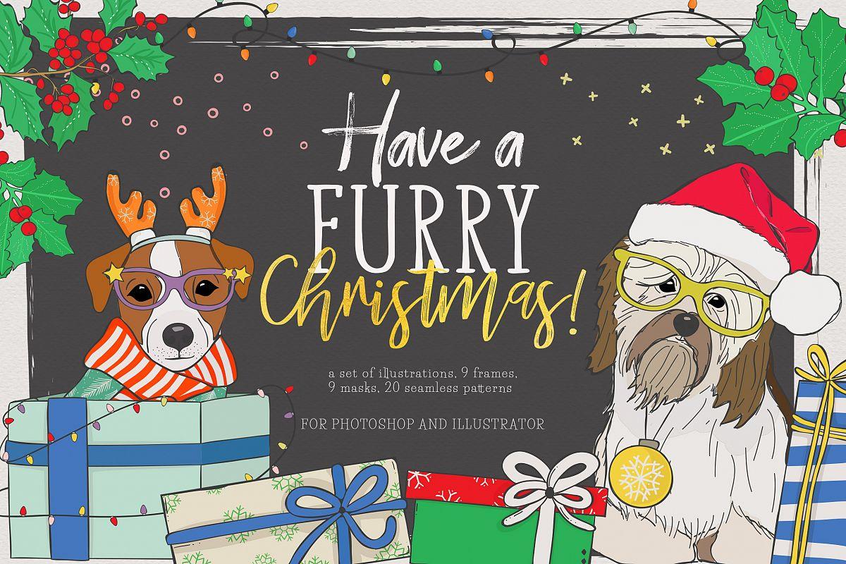 have a furry christmas example image 1 - Furry Christmas