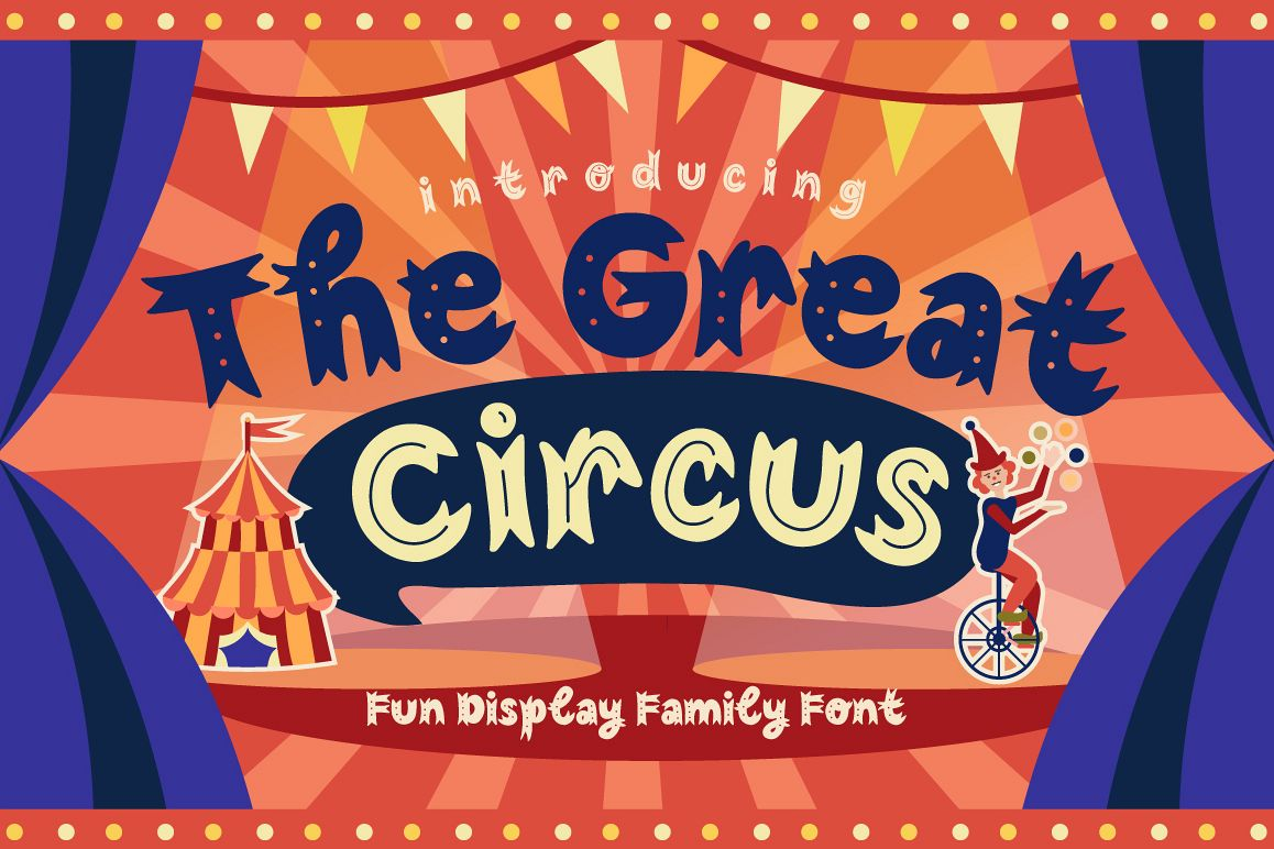 The Great Circus  example image 1