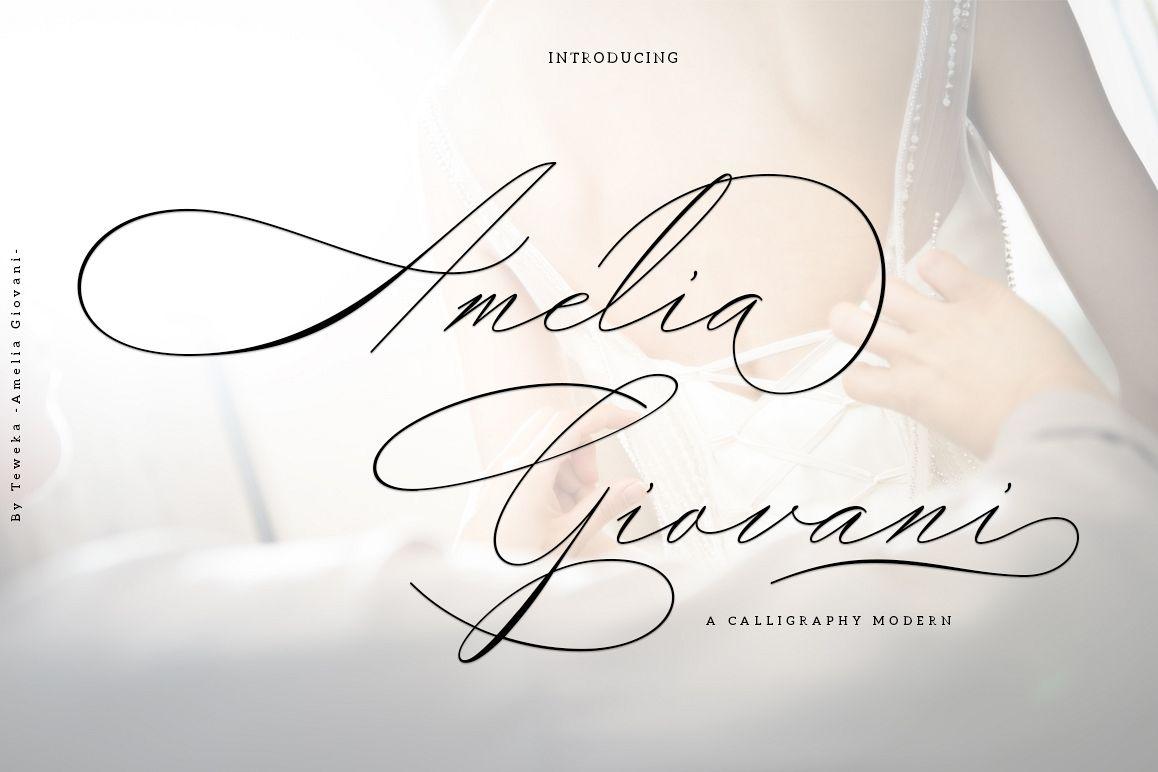 Amelia Giovani example image 1