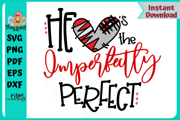 He loves the Imperfectly Perfect example image 1