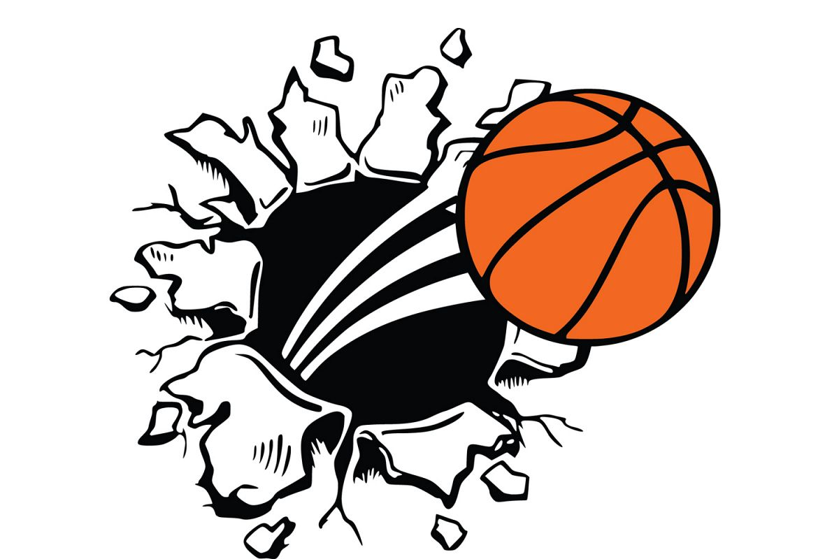 basketball svg, basketball clipart, basketball vector, SVG