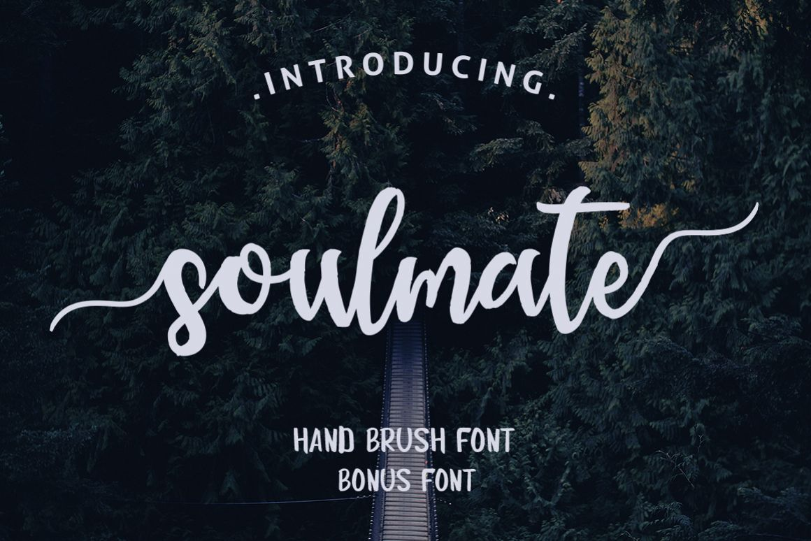 Soulmate Typeface example image 1