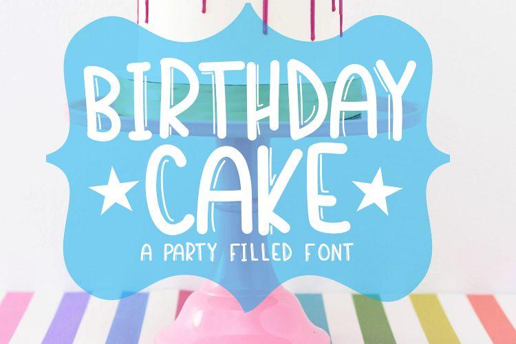 Birthday Cake example image 1