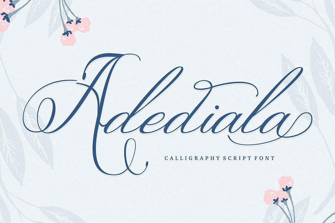 Adediala Script example image 1