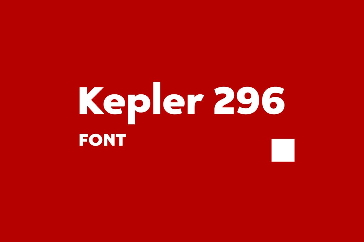 Kepler 296 example image 1