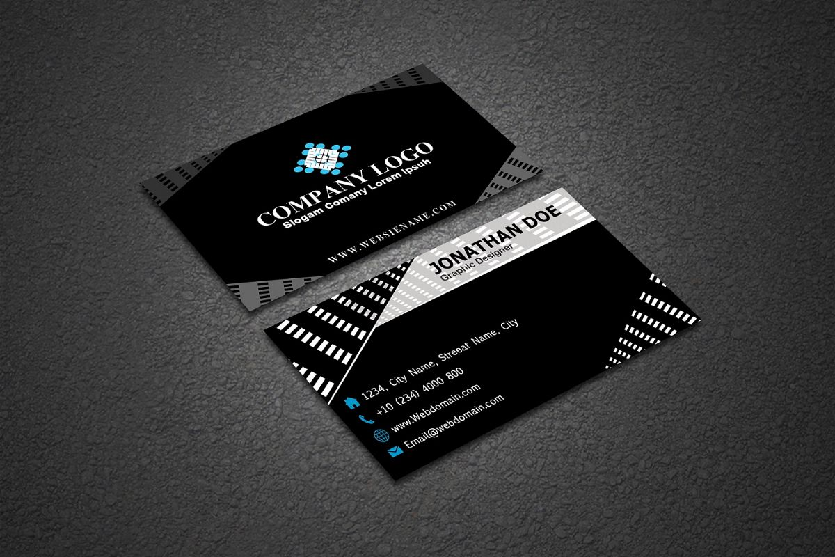 Photography Business Card example image 1