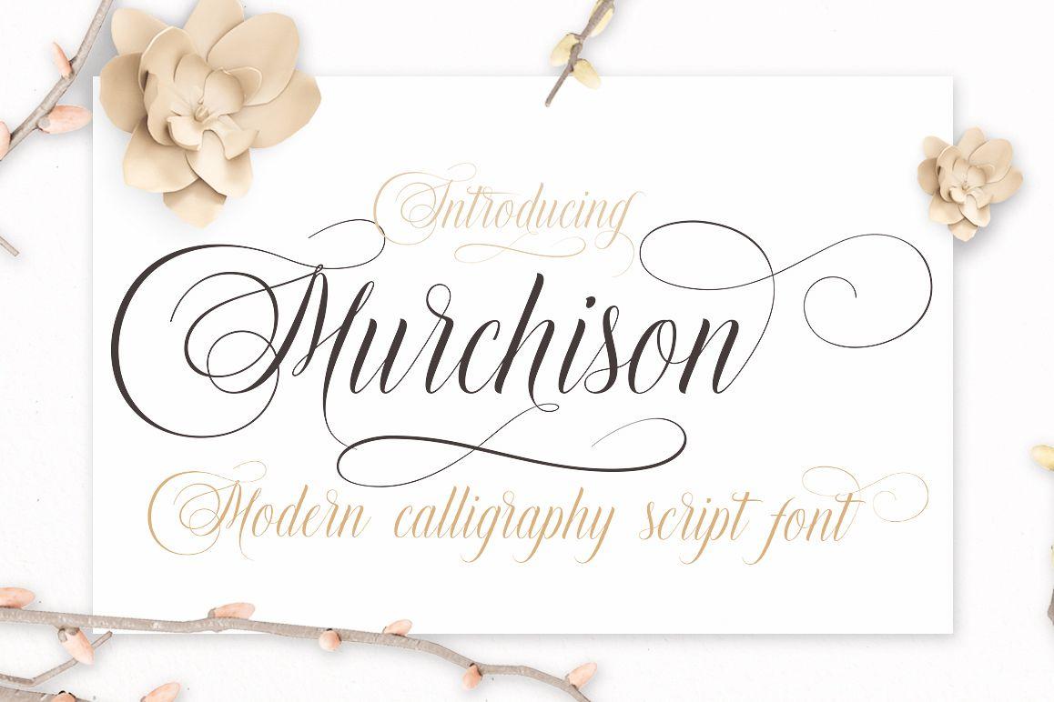 Murchison Script example image 1