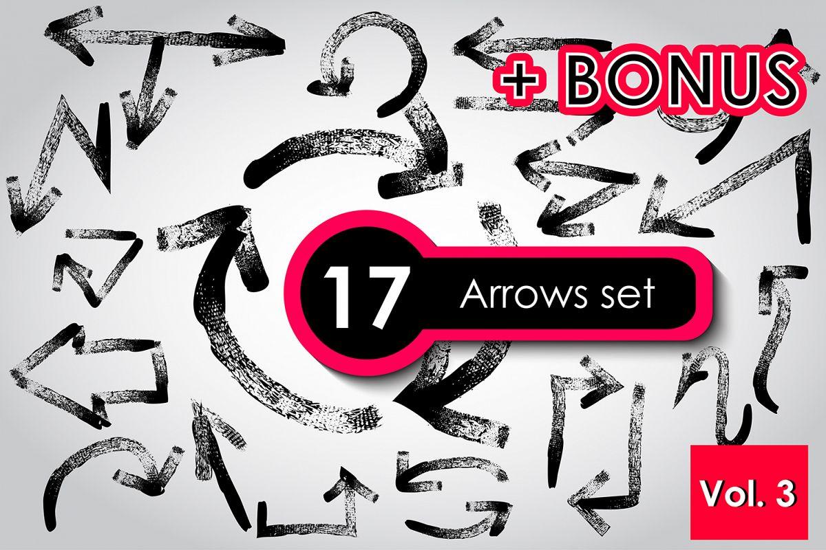 17 Arrows bundle. Vol. 3 example image 1