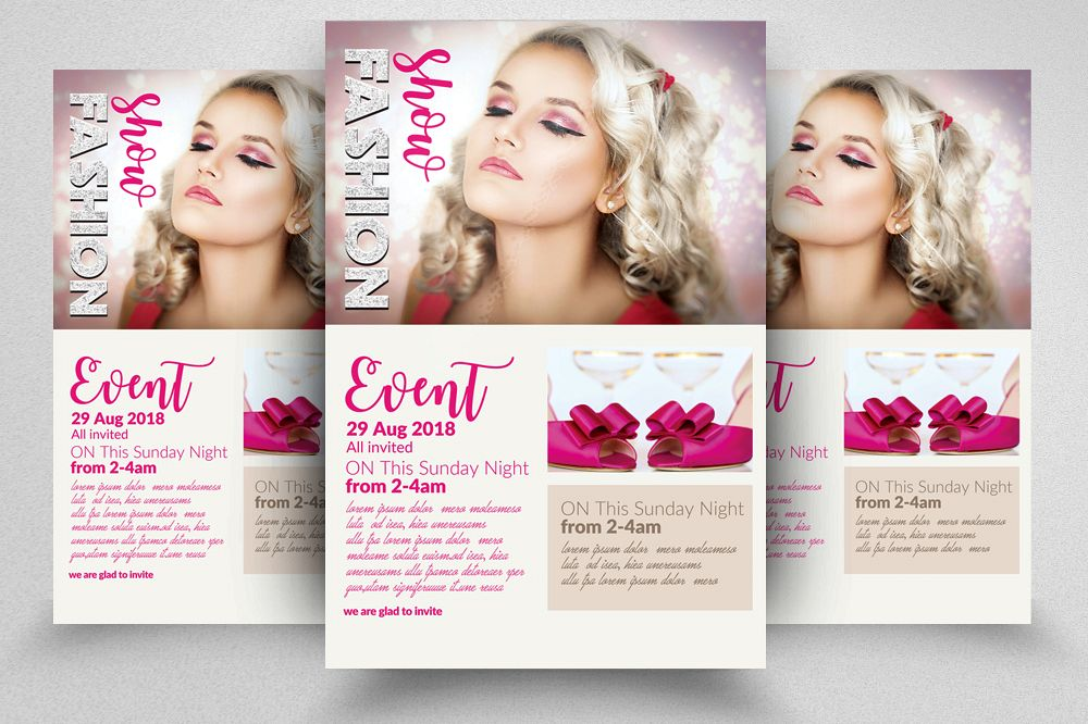 Fashion Ad Flyer example image 1