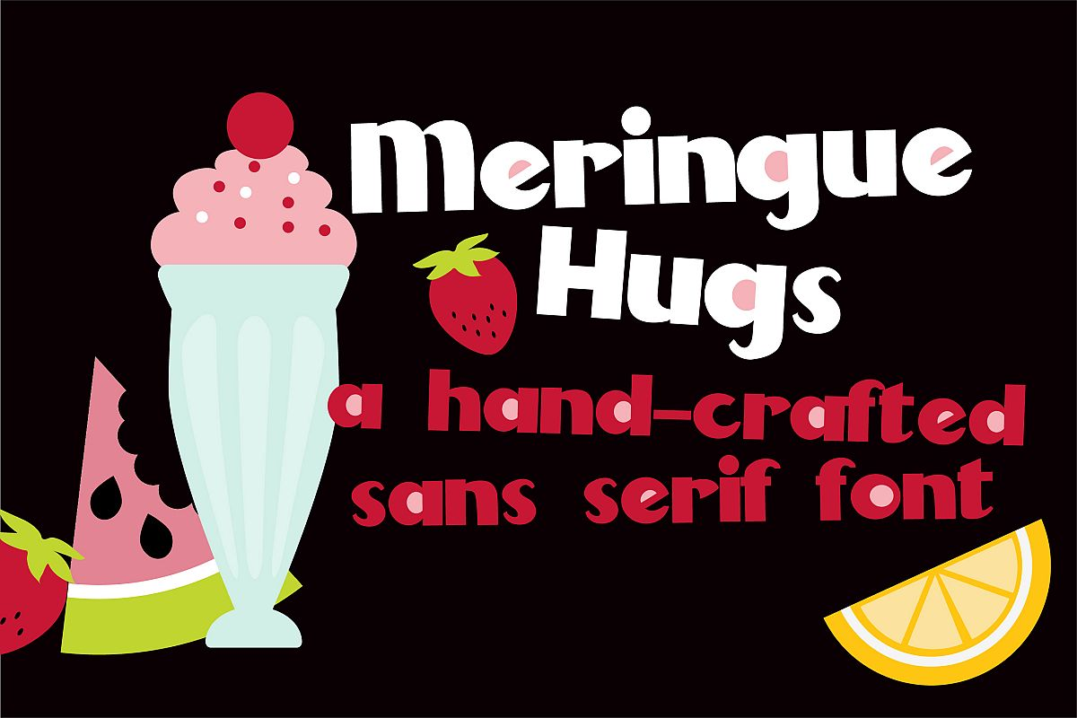 PN Meringue Hugs example image 1
