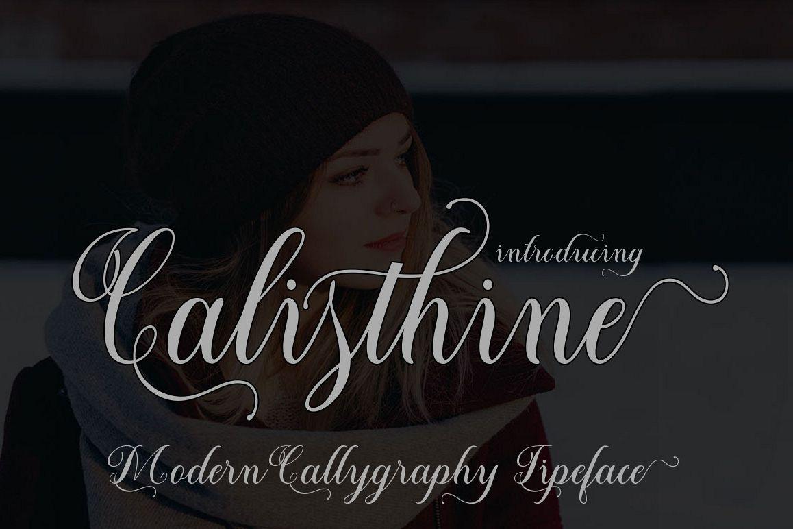 calisthine example image 1