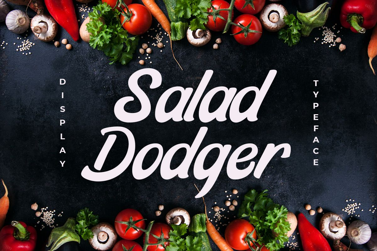 Salad Dodger example image 1