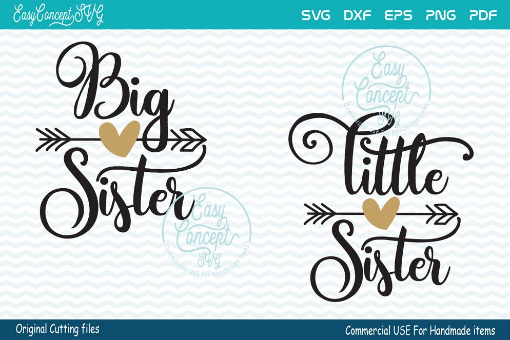 Little and Big Sisters example image 1
