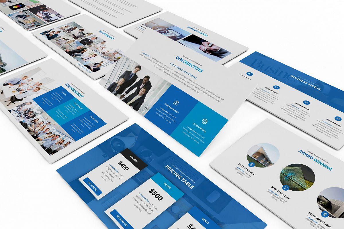 Koba Google Slides Presentation example image 1
