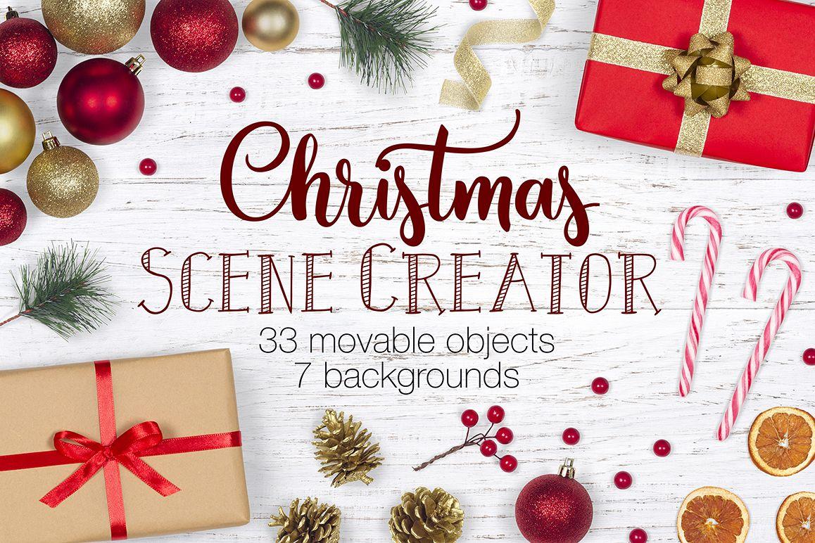 Christmas Scene Creator example image 1