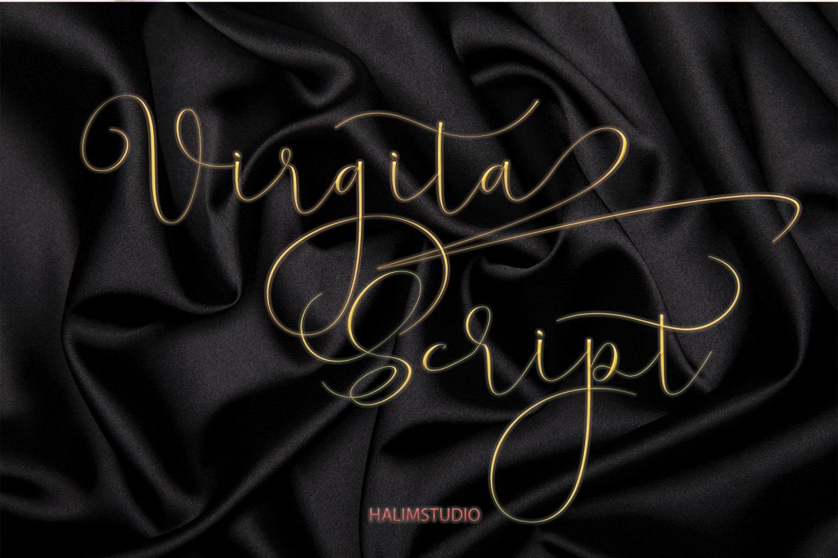 Virgita scrip example image 1