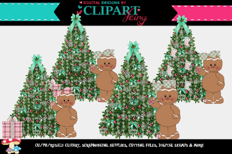 Christmas Trees and Gingys example image 1