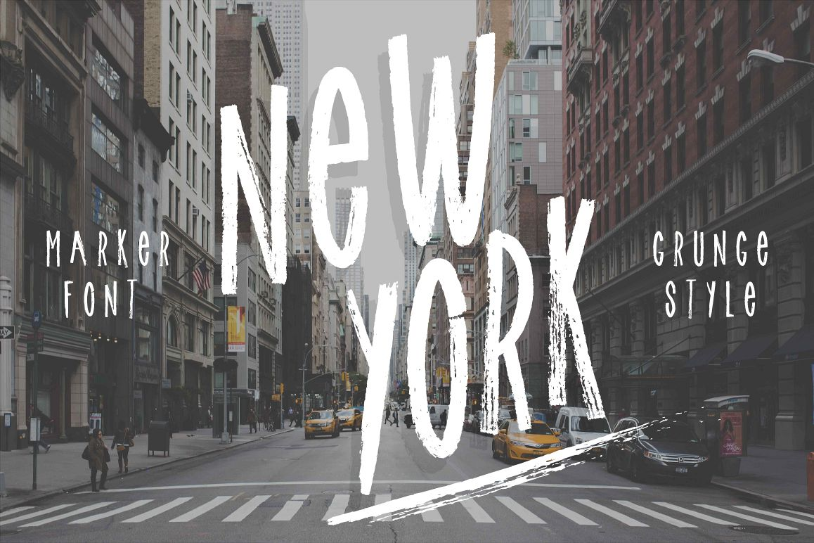 New york font! example image 1