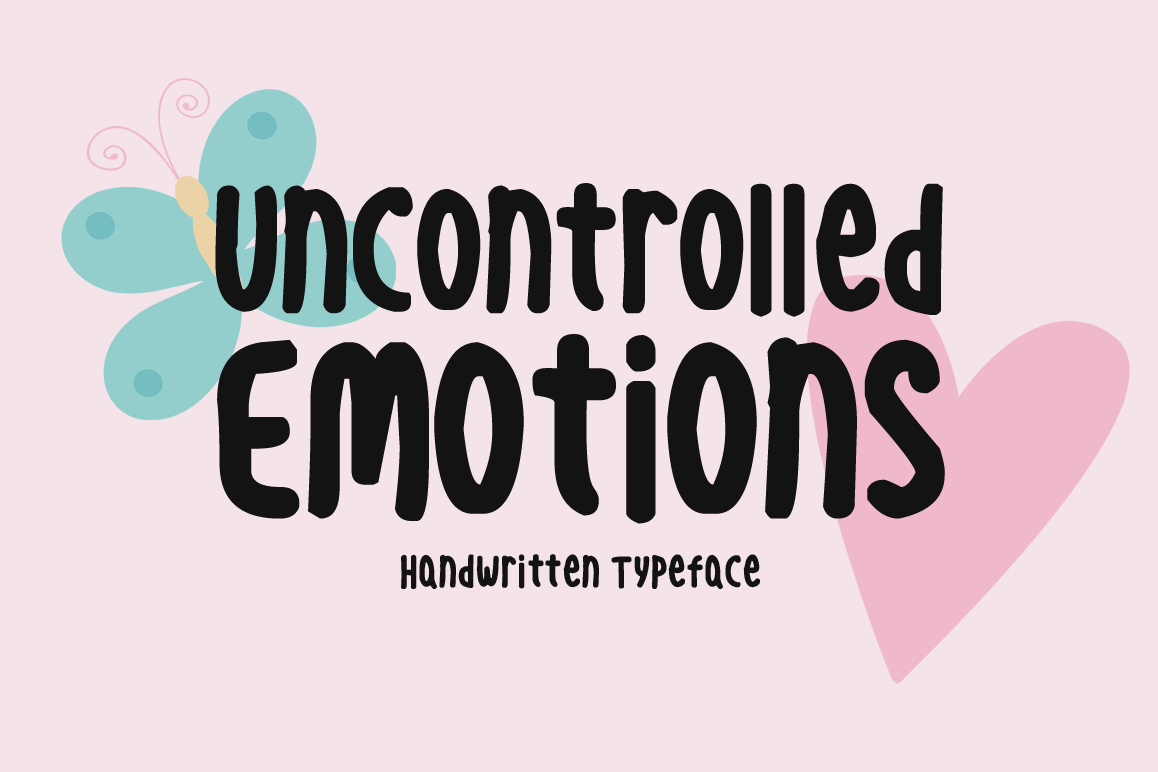 Uncontrolled Emotions example image 1
