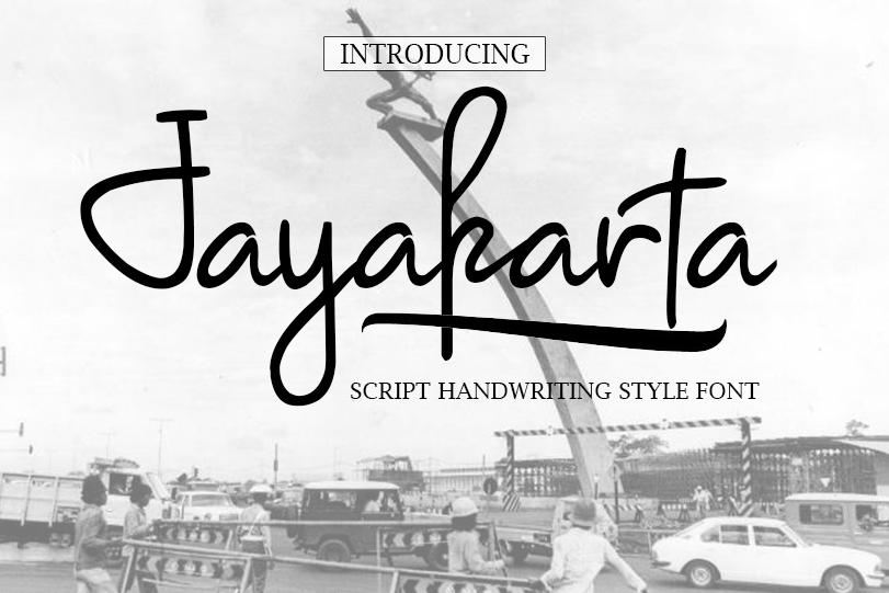 JAYAKARTA example image 1