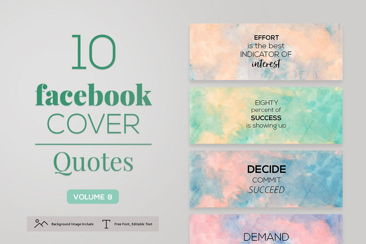 facebook cover quotes vol 8 example image 1