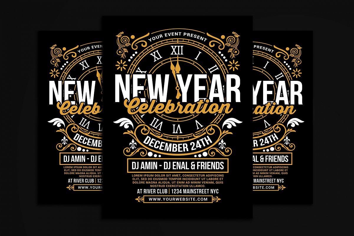 New Year 2020 Party Celebration example image 1