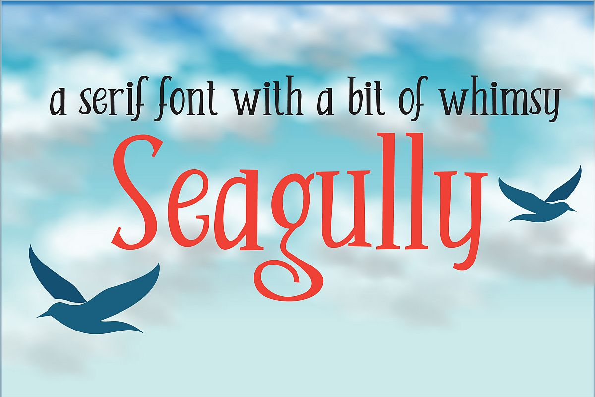 PN Seagully example image