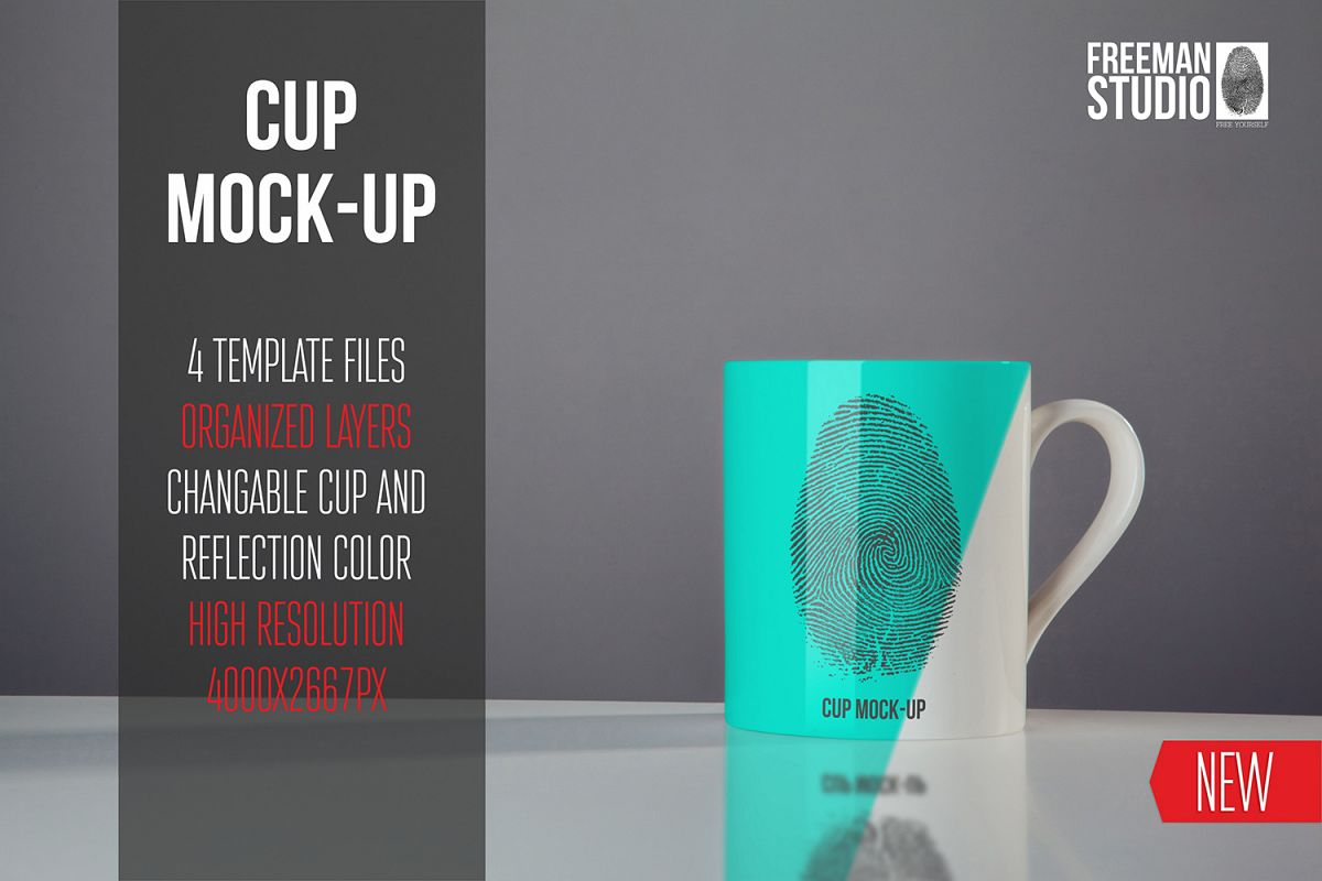 Cup Mock-Up example image 1