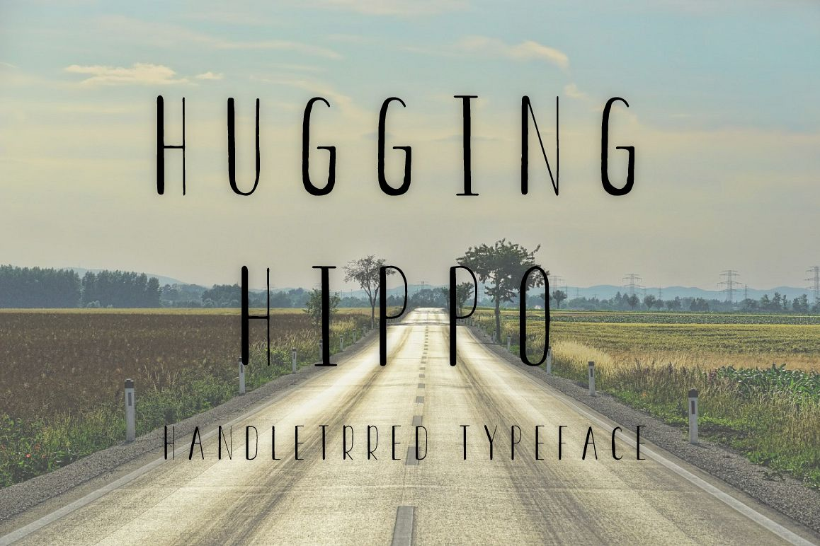 HUGGING HIPPO example image 1