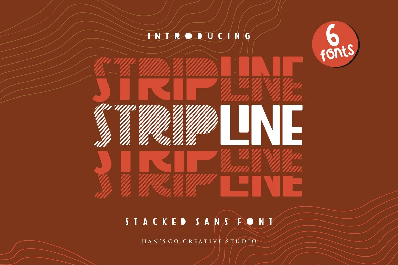 Strip Line example image 1