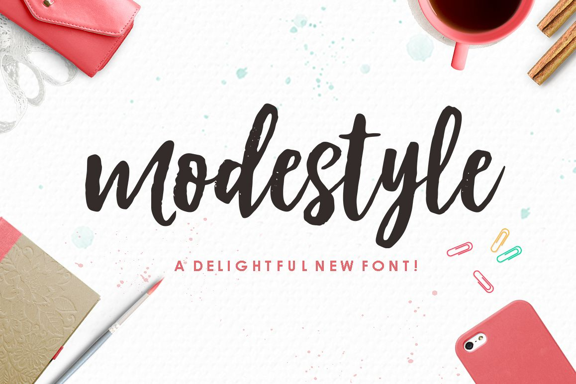 Modestyle Script example image 1