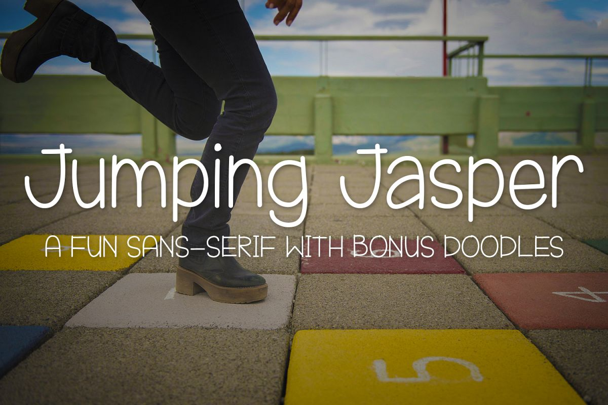 Jumping Jasper example image 1