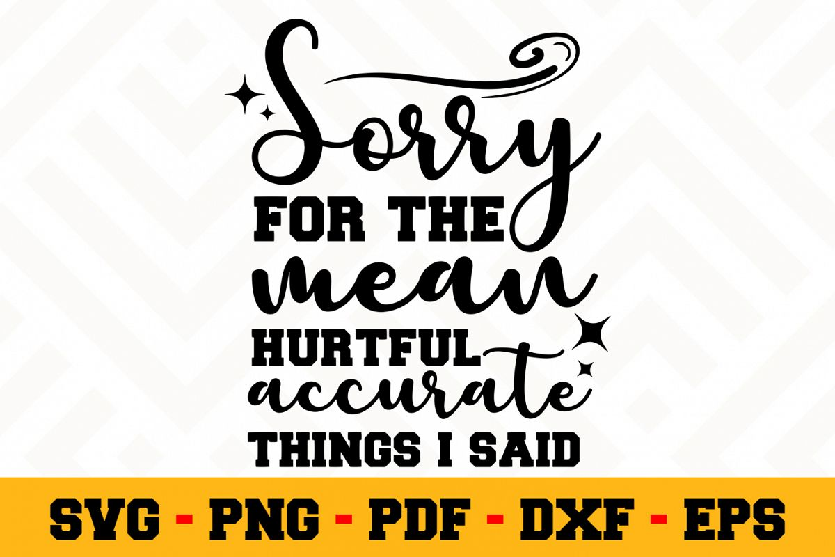 Funny SVG Design n637 | Funny Quote SVG Cut File example image 1