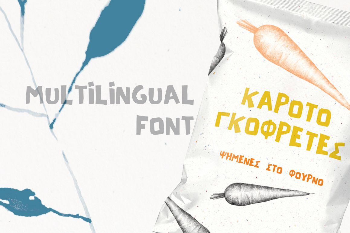 10 Handwritten Font Bundle Pack example image 1