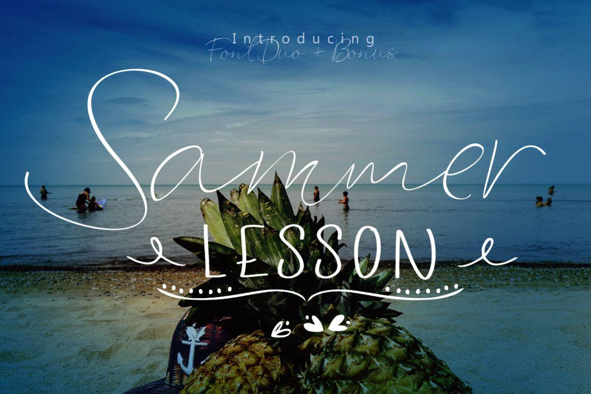 Sammer Lesson example image 1