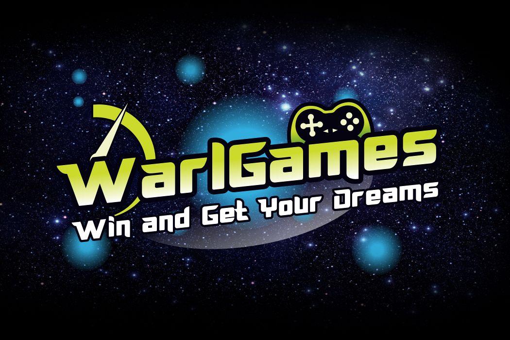 WarlGames Font example image 1
